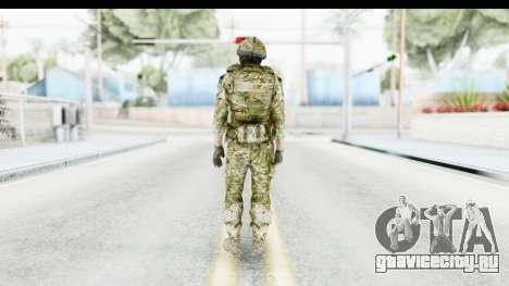Global Warfare UK для GTA San Andreas третий скриншот
