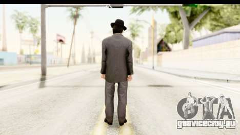 Al Capone для GTA San Andreas третий скриншот