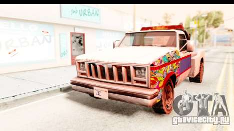 Towtruck Sticker Bomb для GTA San Andreas
