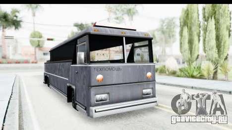 Towbus для GTA San Andreas вид справа