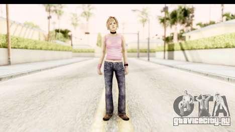 Silent Hill 3 - Heather Redone Less Gloomy для GTA San Andreas второй скриншот