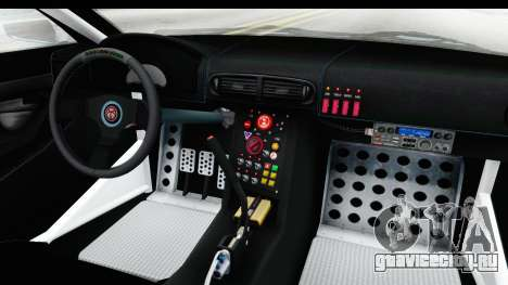 GTA 5 Emperor ETR1 v2 IVF для GTA San Andreas вид изнутри