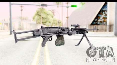 M240 FSK No Scope Bipod для GTA San Andreas второй скриншот