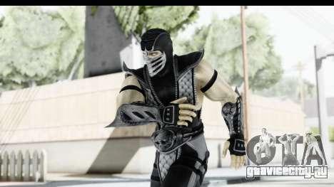 Mortal Kombat vs DC Universe - Smoke для GTA San Andreas