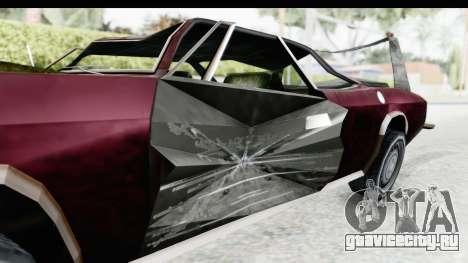 Tampa Daytona Kill для GTA San Andreas вид сзади