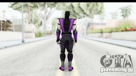 Mortal Kombat vs DC Universe - Rain для GTA San Andreas третий скриншот