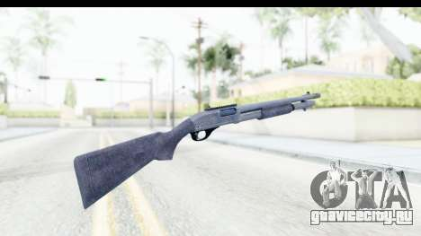 Remington 870 Tactical для GTA San Andreas второй скриншот