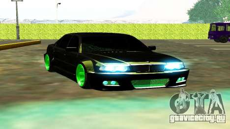 BMW 750 HAMANN для GTA San Andreas