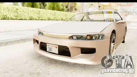 Annis Elegy 1998 для GTA San Andreas вид справа