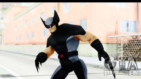 Marvel Heroes - Wolverine Xforce для GTA San Andreas