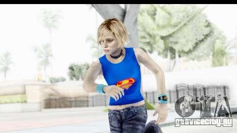 Silent Hill 3 - Heather Sporty Super Girl для GTA San Andreas