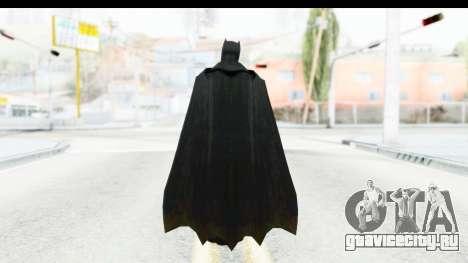 Injustice God Among Us - Batman BVS для GTA San Andreas третий скриншот