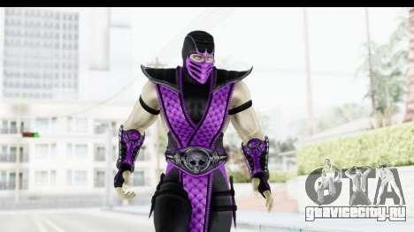 Mortal Kombat vs DC Universe - Rain для GTA San Andreas