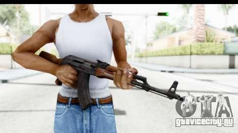 AKM 7.62 для GTA San Andreas третий скриншот