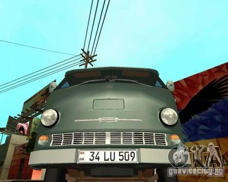 Eraz 762 Armenian для GTA San Andreas вид слева