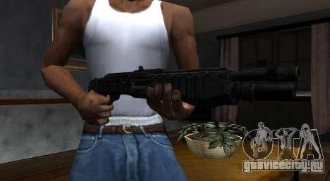 SPAS-12 Black Mesa для GTA San Andreas второй скриншот