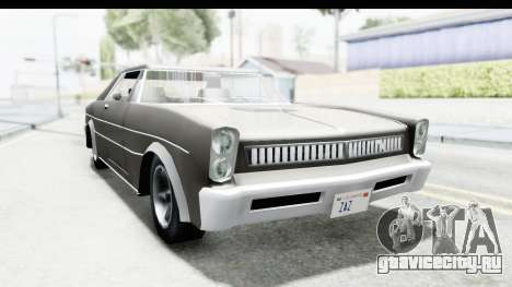 Imponte Tempest 1966 для GTA San Andreas