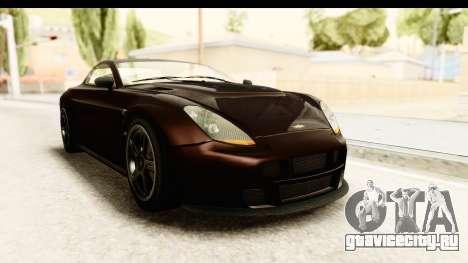 GTA 5 Dewbauchee Rapid GT SA Style для GTA San Andreas