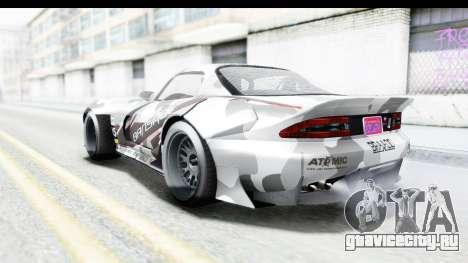 GTA 5 Bravado Banshee 900R Mip Map IVF для GTA San Andreas