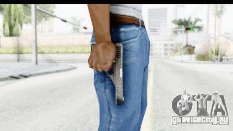 GTA 5 Vintage Pistol для GTA San Andreas третий скриншот