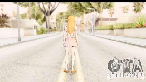 Bleach - Orihime для GTA San Andreas третий скриншот