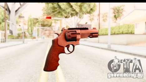 R8 Revolver для GTA San Andreas третий скриншот