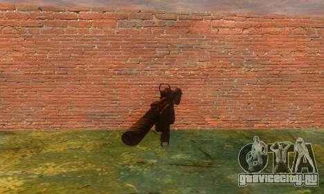 Noveske Diplomat 7.5 для GTA San Andreas второй скриншот