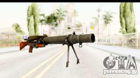 Lewis Machinegun для GTA San Andreas
