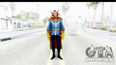 Marvel Doctor Strange для GTA San Andreas второй скриншот