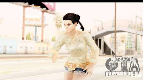 DoA 5 - Pai Chan Casual для GTA San Andreas