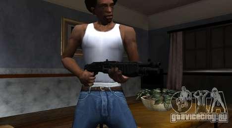 SPAS-12 Black Mesa для GTA San Andreas третий скриншот