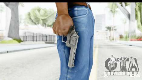 Manurhin MR96 для GTA San Andreas третий скриншот