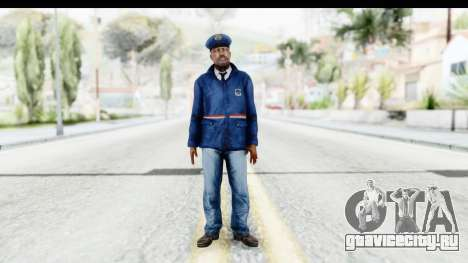 Silent Hill Downpour - Postman для GTA San Andreas второй скриншот