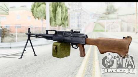 PKM для GTA San Andreas третий скриншот