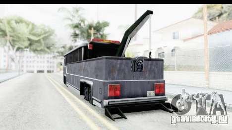 Towbus для GTA San Andreas вид слева