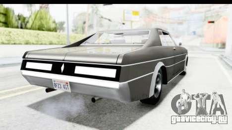Imponte Tempest 1966 для GTA San Andreas вид слева