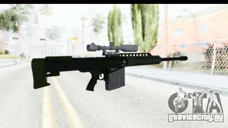 GTA 5 Vom Feuer Heavy Sniper для GTA San Andreas второй скриншот