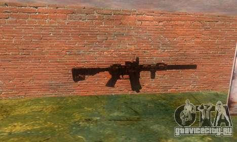 Noveske Diplomat 7.5 для GTA San Andreas третий скриншот