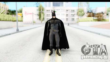 Batman vs. Superman - Batman v2 для GTA San Andreas второй скриншот