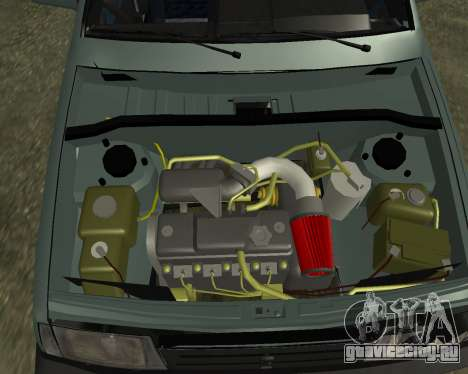 Vaz 21099 ARMNEIAN для GTA San Andreas колёса