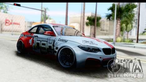 BMW M235i HGK для GTA San Andreas