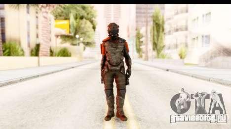 Homefront The Revolution - KPA v2 Camo для GTA San Andreas второй скриншот