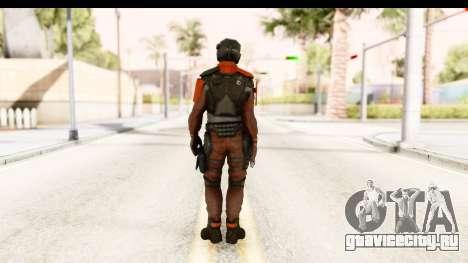 Homefront The Revolution - KPA v5 Red для GTA San Andreas третий скриншот
