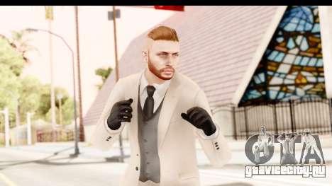 Skin Random 3 from GTA 5 Online для GTA San Andreas третий скриншот
