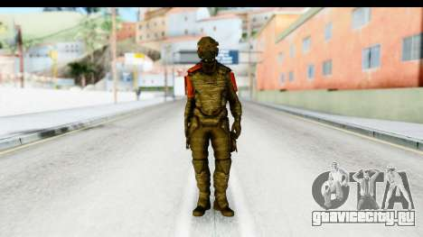 Homefront The Revolution - KPA v1 Camo для GTA San Andreas второй скриншот
