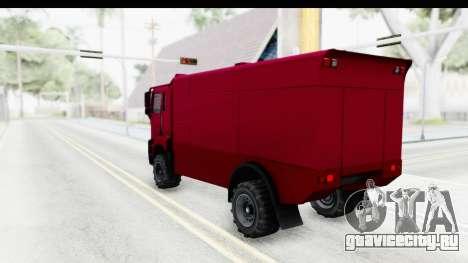 GTA 5 MTL Dune 3D Shadow IVF для GTA San Andreas вид слева