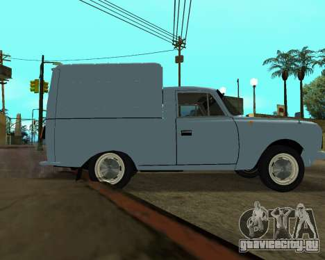 Москвич 2715 Armenian для GTA San Andreas двигатель