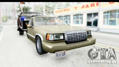 Limousine Auto Transporter для GTA San Andreas