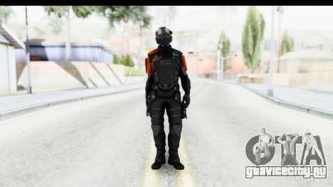 Homefront The Revolution - KPA v5 Black для GTA San Andreas второй скриншот