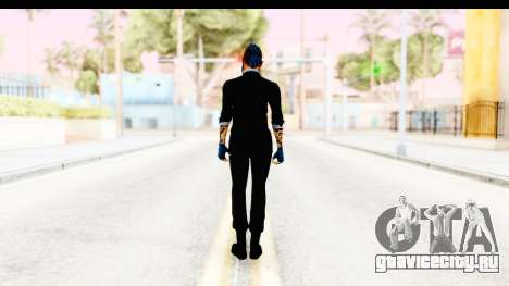 Payday 2 - Sydney для GTA San Andreas третий скриншот